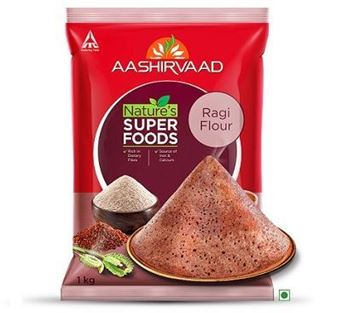 Picture of Aashirvaad Nature's Super Foods Ragi Flour