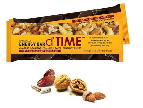 Picture of D' Time Energy Bar