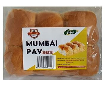 Picture of Vaigai Freshly Baked Mumbai Pav (Eggless) ~ Deliver Atleast 1 day before it Expires