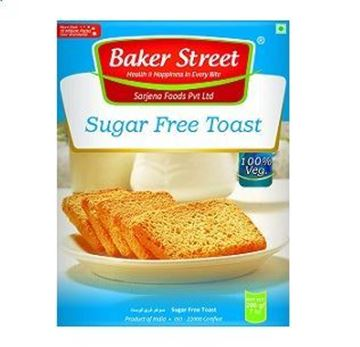 Picture of Baker Street  Sugar Free Toast