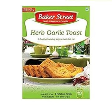 Picture of Baker Street  Herbs & Garlic Toast