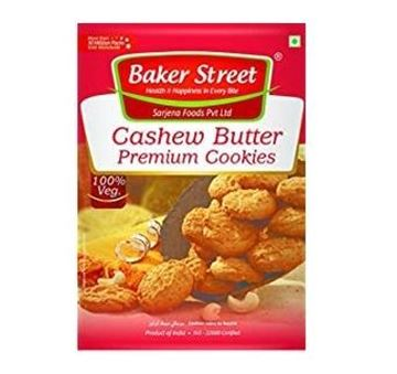 Picture of Baker Street Premium Cashew Butter Cookies