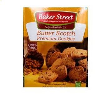 Picture of Baker Street Premium Butterscotch Cookies