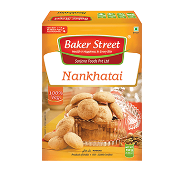 Picture of Baker Street Nankhatai Pista Elaichi Biscuits