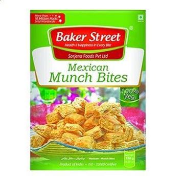 Picture of Baker Street Mexican Munch Bites