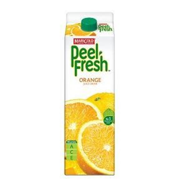 Picture of Marigold Peel Fresh Orange Juice Drink