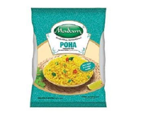 Picture of Madam Poha (Rice Flakes)