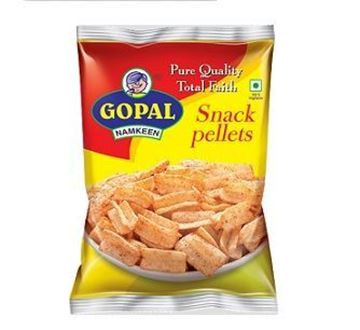 Picture of Gopal Namkeen Snacks Pellets Chowkadi