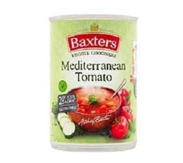 Picture of Baxters Mediterranean Tomato Soup Mix