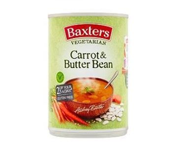 Picture of Baxters Carrot & Butter Bean Soup Mix