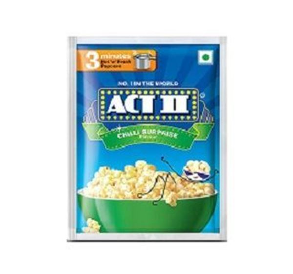 Picture of ACT II Popcorn Chilli Surprise