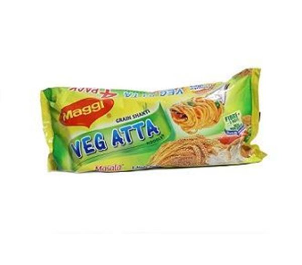 Picture of Maggi Veg Atta Noodles (India)