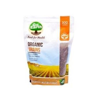 Picture of Go Earth Ragi (Finger Millet) (Certified ORGANIC)