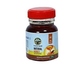Picture of Go Earth Natural Honey (Certified ORGANIC)