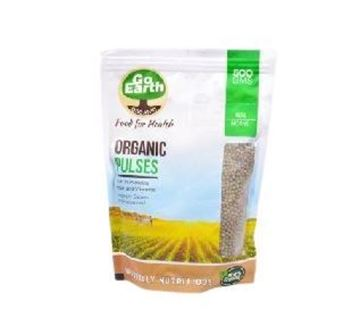 Picture of Go Earth Green Moong Whole (Certified ORGANIC)