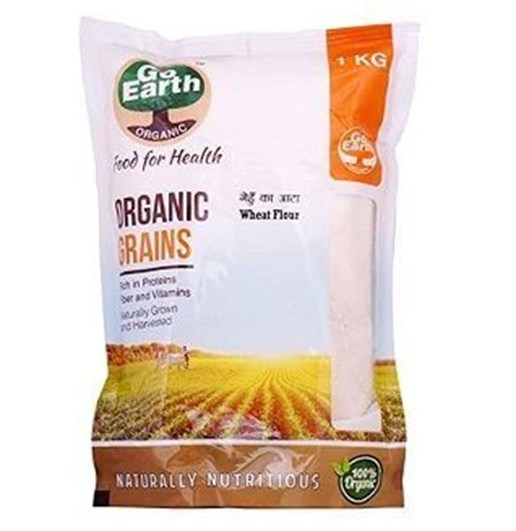 Picture of Go Earth Wheat Flour (Certified ORGANIC)