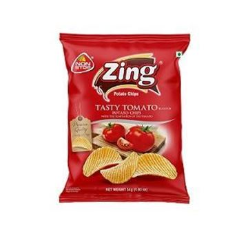 Picture of Zing Tasty Tomato Wafers