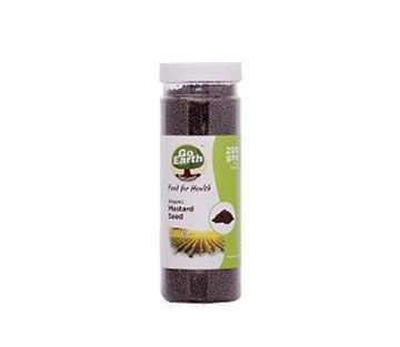 Picture of Go Earth Rai Small Mustard Seeds (Certified ORGANIC)
