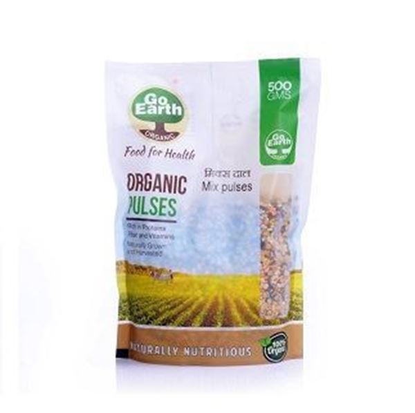 Picture of Go Earth Mixed Dal (Certified ORGANIC)