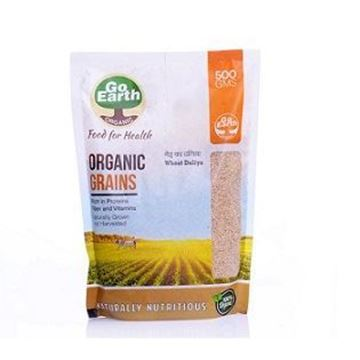Picture of Go Earth Broken Wheat Dalia (Certified ORGANIC)