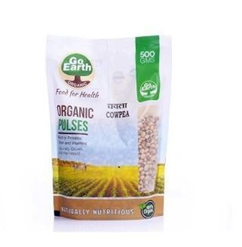 Picture of Go Earth Black Eye Beans (CowPea) (Certified ORGANIC)
