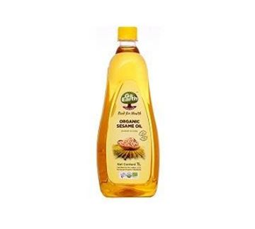 Picture of Go Earth Black Sesame Oil (Certified ORGANIC)