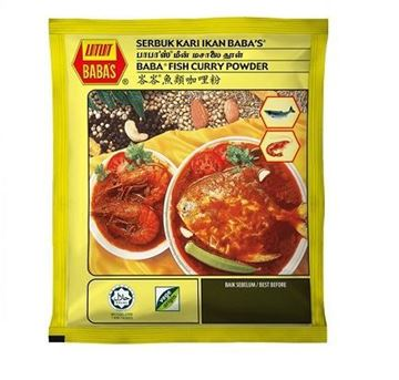 Picture of BABA'S Fish Curry Powder