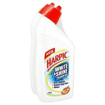 Picture of Harpic White & Shine Active Cleaning Gel
