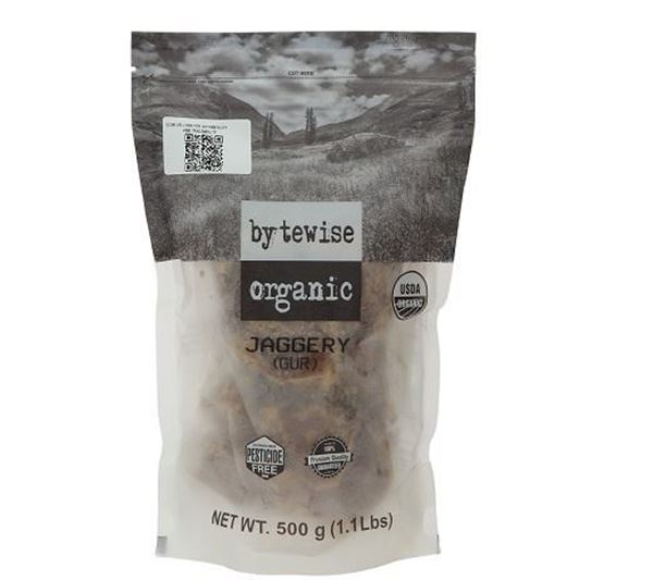 Picture of Bytewise Jaggery  (Certified ORGANIC)