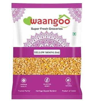 Picture of Waangoo Yellow Moong Dal