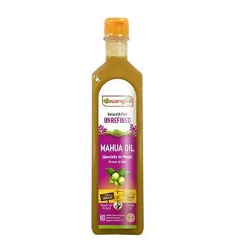 Picture of Waangoo Natural Chekku Cold Pressed Mahua (Illuppai) Oil (Specially For Pooja)