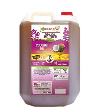 Picture of Waangoo Natural Chekku Cold Pressed Coconut Oil