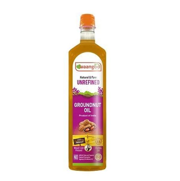 Picture of Waangoo Natural Chekku Cold Pressed Groundnut Oil