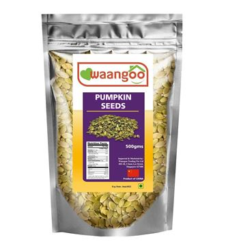 Picture of Waangoo Premium Quality Pumpkin Seeds
