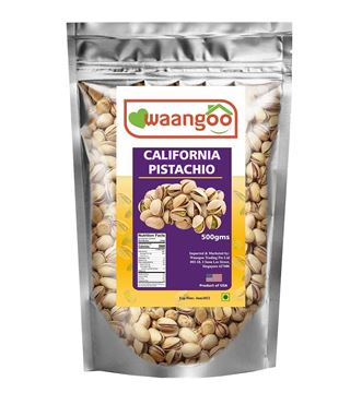 Picture of Waangoo Premium Quality Roasted  California Pistachios With Shell (U.S.A)