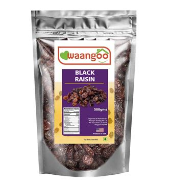 Picture of Waangoo Premium Quality Black Raisins (U.S.A)