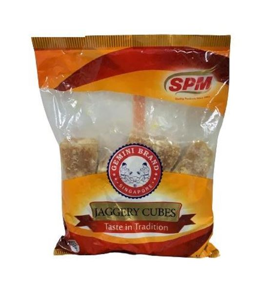 Picture of SPM Gemini Brand Jaggery Cubes