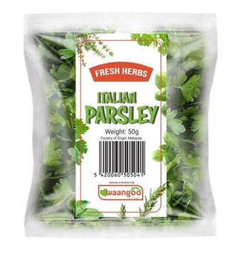 Picture of Fresh Herbs Italian Parsley
