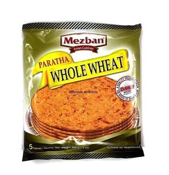Picture of Mezban Whole Wheat Paratha (Chilled)