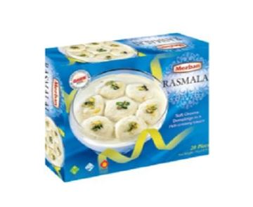 Picture of Mezban Rasmalai (Chilled)
