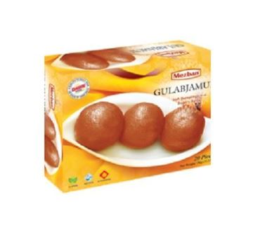 Picture of Mezban Gulab Jamun (Chilled)