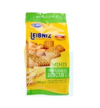 Picture of Bahlsen Leibniz Minis Wholemeal Biscuits