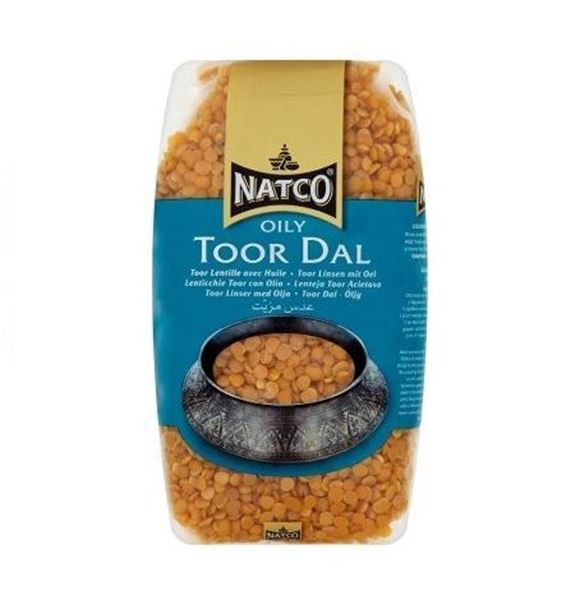 Picture of Natco Toor Dal Oily