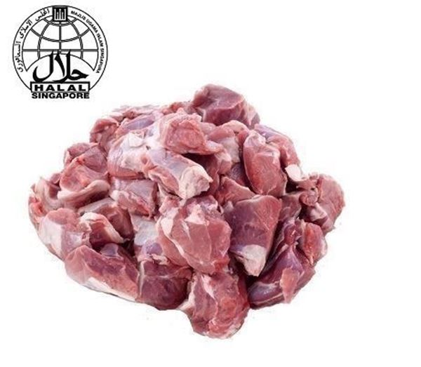 Picture of Fresh Indian Breed GOAT Meat Boneless (No Exchange Or Return On This Item)