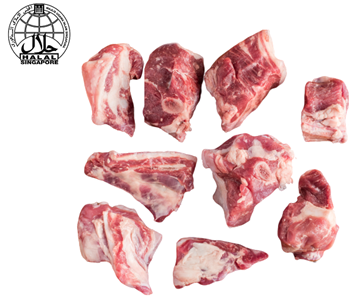 Picture of Fresh Indian Breed GOAT Meat With Bones (No Exchange Or Return On This Item)