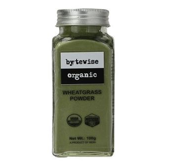 Picture of Bytewise Wheat Grass Powder (Certified ORGANIC)