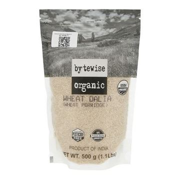Picture of Bytewise Wheat Dalia (Certified ORGANIC)