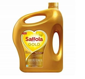 Picture of Saffola Gold Cooking Oil ~ Expiry July 21