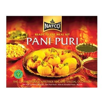 Picture of Natco Pani Puri Kit (Ready to Eat)
