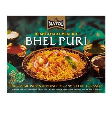 Picture of Natco Bhel Puri Kit (Ready to Eat)